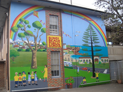 bondi beach public school
